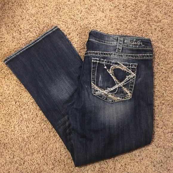 Silver Jeans Denim - SILVER Aiko Jean